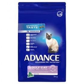 Advance Cat Adult Ocean Fish with Rice 3kg
