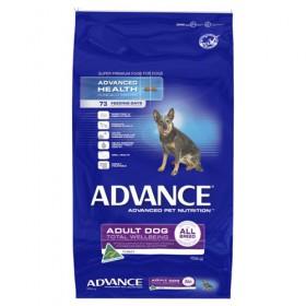 Advance Dog Adult Medium Breed Turkey with Rice 15kg