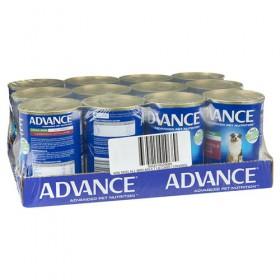Advance Dog Adult Lamb Casserole 400g x 12