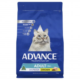 Advance Cat Adult Chicken and Salmon with Rice 3kg