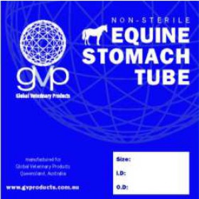 STOMACH TUBE SMALL YEARLING 13MM