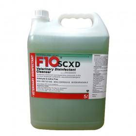 F10 SCXD Disinfectant Cleanser - Pine 5L