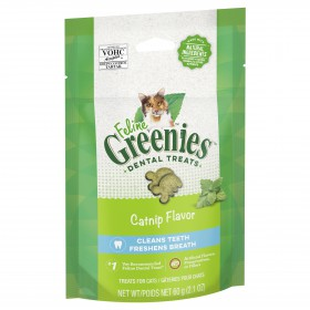 Greenies Cat Treat Catnip 60g