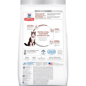 Hill's Science Diet Cat Adult Hairball Control 4kg