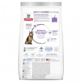 Hill's Science Diet Cat Adult Sensitive Stomach & Skin 3.17kg
