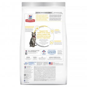 Hill's Science Diet Cat Adult Urinary & Hairball Control 3.17kg