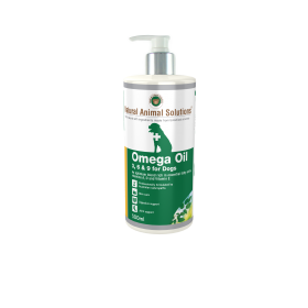 Natural Animal Solutions Omega Oil 3, 6 & 9 500ml
