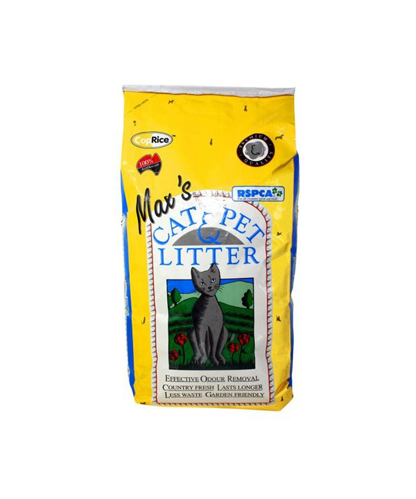 COPRICE MAXS CAT AND PET LITTER 12.5KG