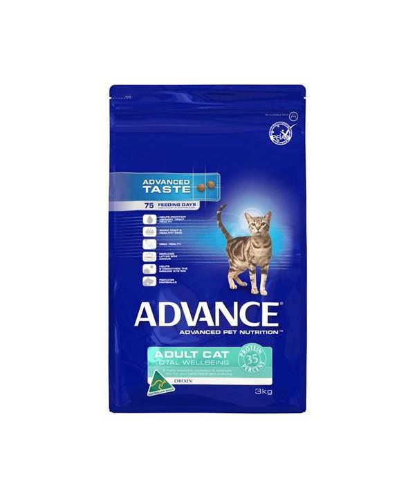 ADV CAT ADULT TWB CHK 3KG