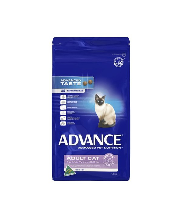 ADV CAT ADULT TWB FISH 1.5KG