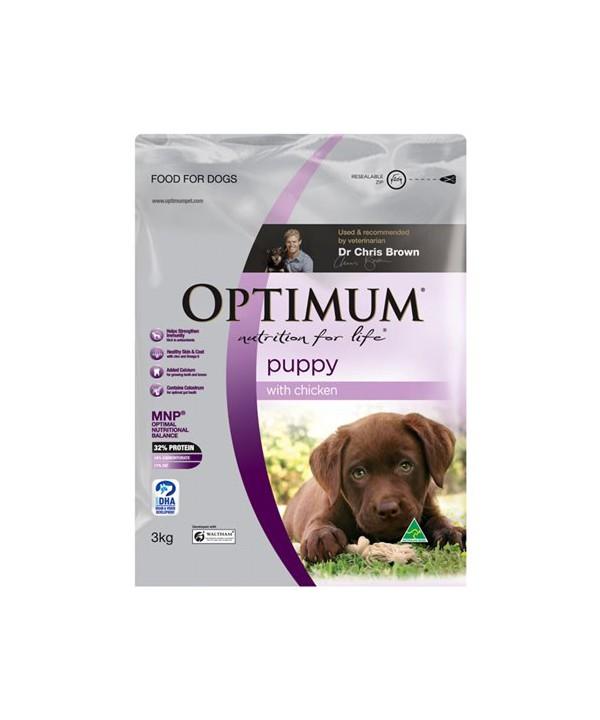 OPTIMUM PUPPY CHK 3KG