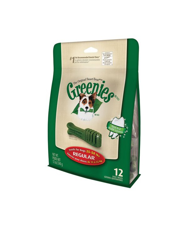 GREENIES ORIG TREAT PAK REGULAR 340G