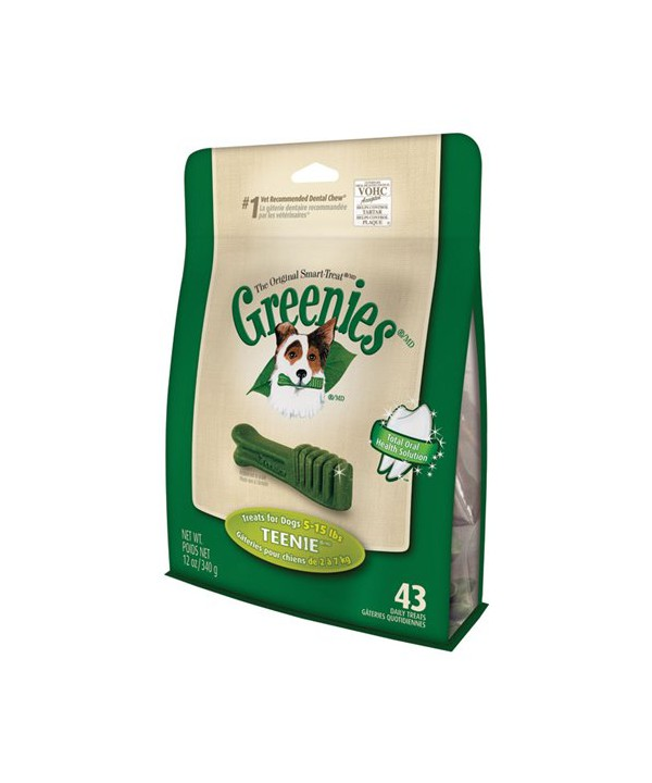 GREENIES ORIG TREAT PAK TEENIE 340G