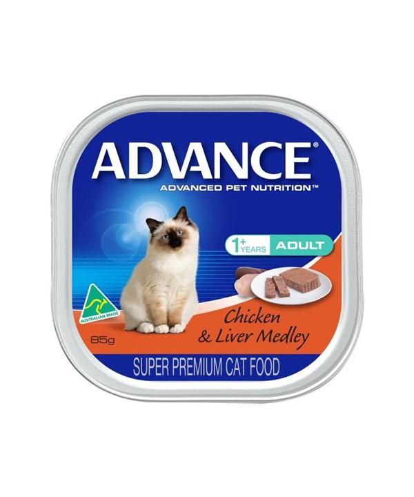 ADV CAT ADULT CHK LIVER MDLY 85Gx7x6