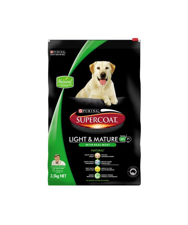 SUPERCOAT DF LITE MATURE 3.5KG