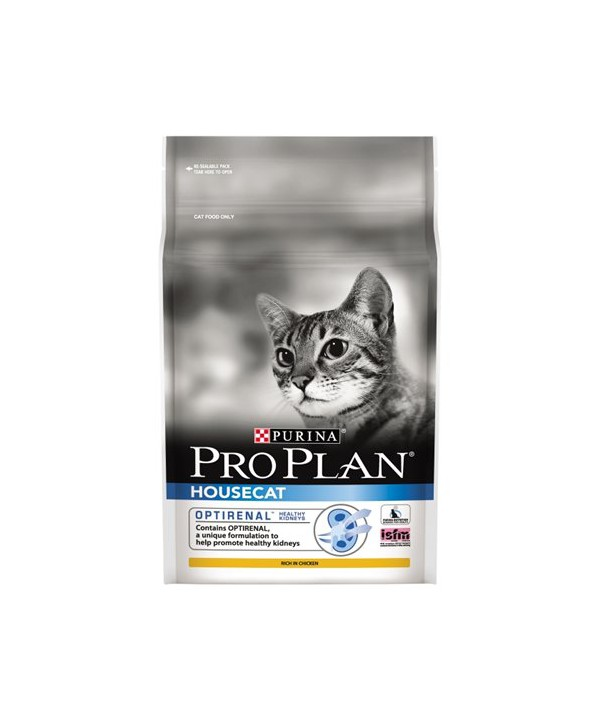 PRO PLAN CF OPT ADT HSE CAT 2.5KG