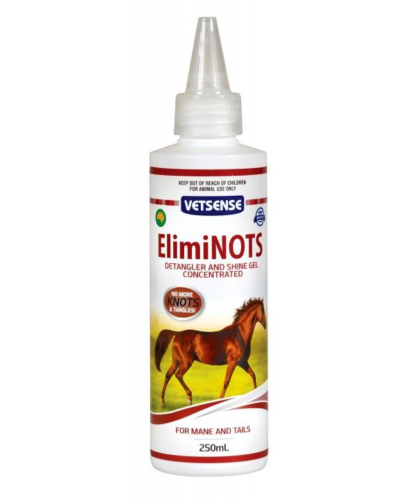 Eliminots Detangler and Shine Gel Concentrate 250ml