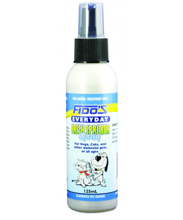 FIDO EVERYDAY FRESH SPRITZER SPRAY 125ML