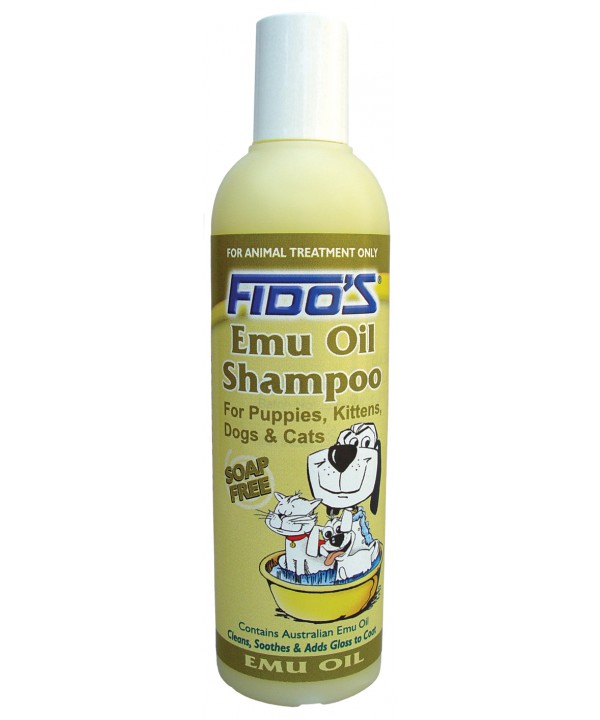 FIDOS EMU OIL SHAMPOO 250ML