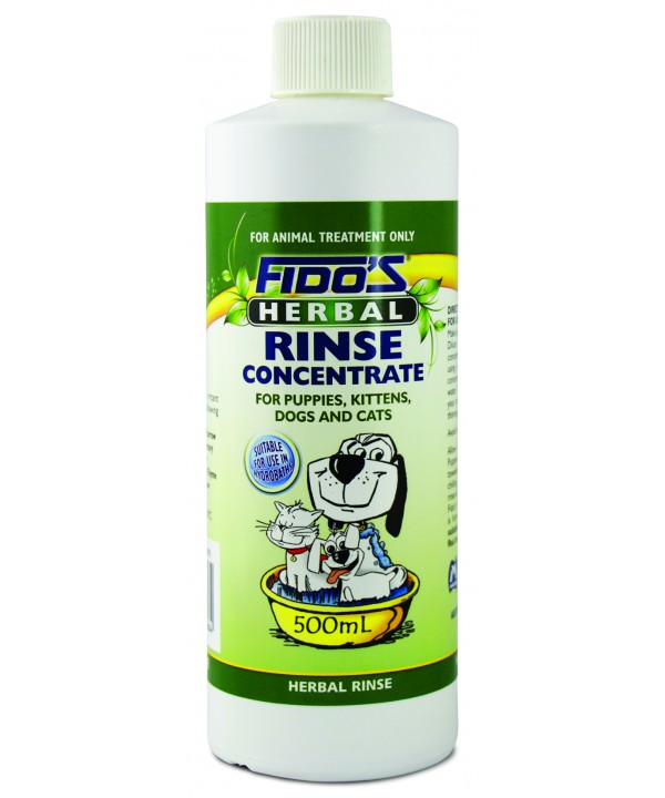 FIDOS HERBAL RINSE CONC. 500ML