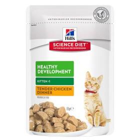 Hill's Science Diet Cat Kitten Chicken 85g x 12