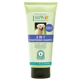 PAW Conditioner & Shampoo 2 In 1 200ml