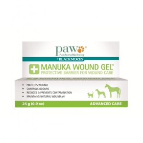 PAW MANUKA WOUND GEL 25G