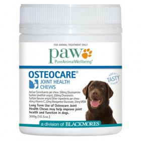 PAW OSTEOCARE CHEWS 300G