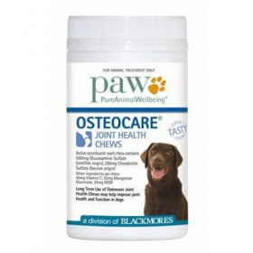 PAW OSTEOCARE CHEWS 500G