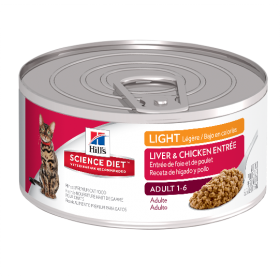 HSD FELINE ADULT LIGHT 2KG
