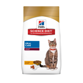 HSD FELINE ADULT ORAL CARE 4KG