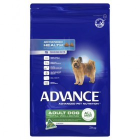 ADV DOG ADULT TWB ALL BR CHK 3KG