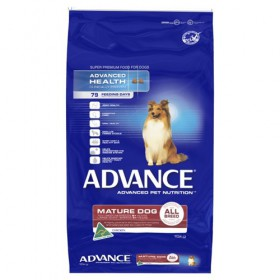 ADV DOG MATURE -SENIOR- ALL BR CHK 15KG