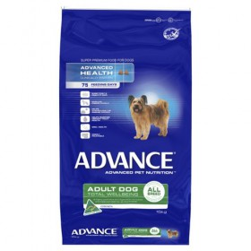 ADV DOG ADULT TWB ALL BR CHK 15KG