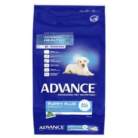 ADV PUPPY PLUS GROWTH ALL BR CHK 15KG