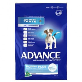 ADV PUPPY PLUS REHYD TOY~SMALL BR CHK 8KG