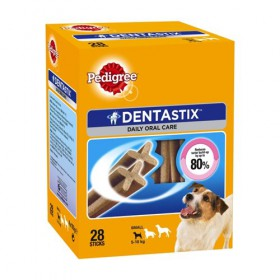 Pedigree Dentastix 510kg Small Dog 28pk 440g