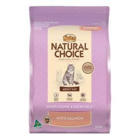 Nutro Cat Adult Salmon 3kg