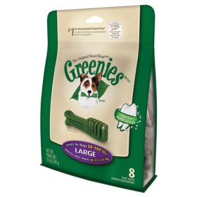 Greenies Dog Treat Original Large 340g