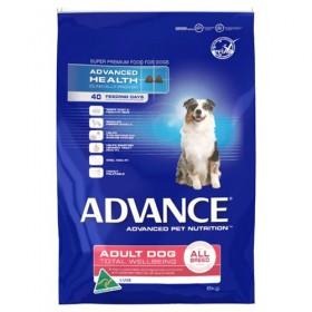 ADV DOG ADULT TWB ALL BR LAMB RICE 8KG