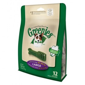 Greenies Dog Treat Original Large 510g
