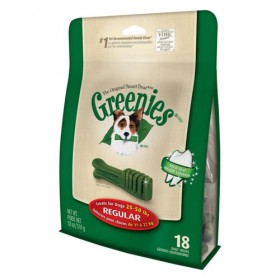 Greenies Dog Treat Original Regular 510g