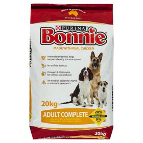 Bonnie Dog Adult Complete 20kg
