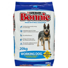 Bonnie Dog Adult Working Dog 20kg