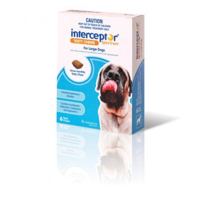 INTERCEPTOR SPECT. T~C 22-45KG BLUE 6s