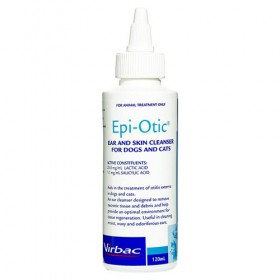 Epi Otic Skin And Ear Cleaner 120ml