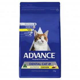 Advance Cat Adult Dental 2kg
