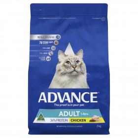 Advance Cat Adult Chicken Salmon 3kg