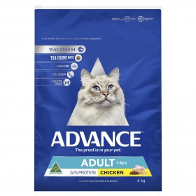 Advance Cat Adult Chicken with Rice 6kg