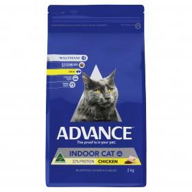 Advance Cat Adult Indoor Chicken 2kg